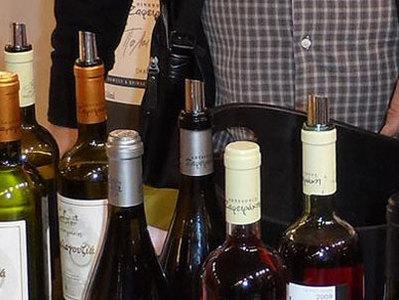 Salons Saint Vincent du vin et du fromage