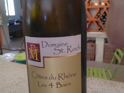 Domaine St Roch
