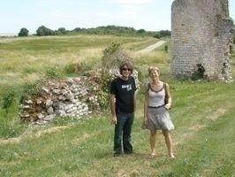 Voyage en France juillet 2008