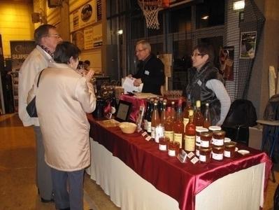 Salon d'Aiseau-Presles 2011